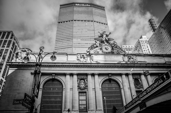 Grand Central Terminal on 42nd St & Park Avenue