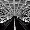 Washington DC subway station.