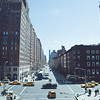 23rd & 10th Ave looking East from The High Line Park.