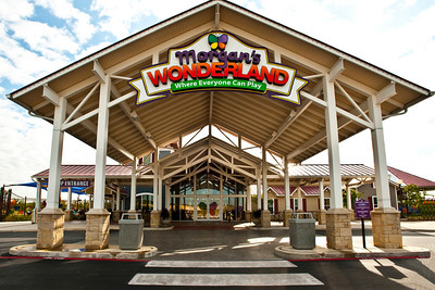 North America, USA, Texas, San Antonio, Morgan's Wonderland, a Park for All, Catering to Children with Special Needs