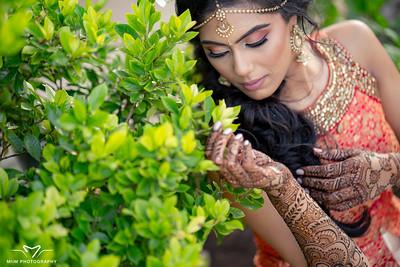 Priya + Vikash