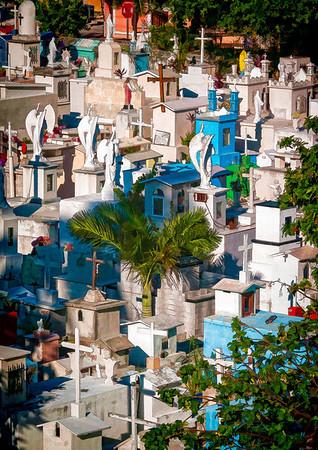 Isla Mujeres - Panteon Municipal de Isla Mujeres - Processed