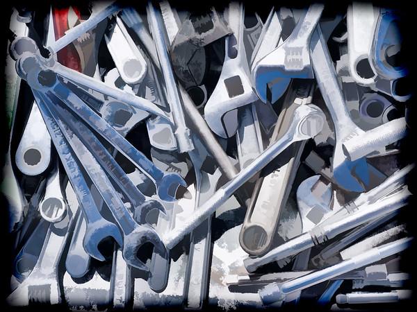Flea Market Tools