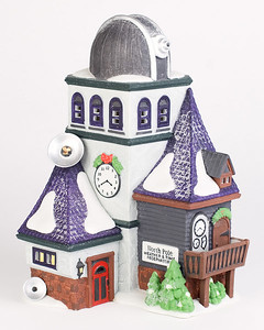 Department 56 North Pole Houses