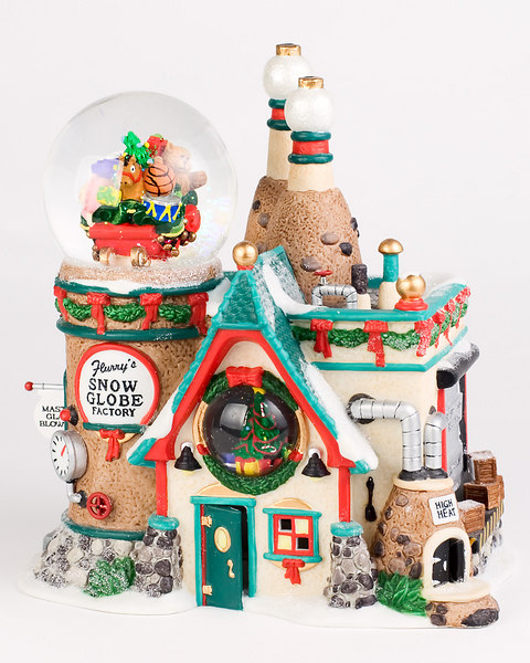 Flurry's Snowglobe Factory<br /> Retired from production December 2006