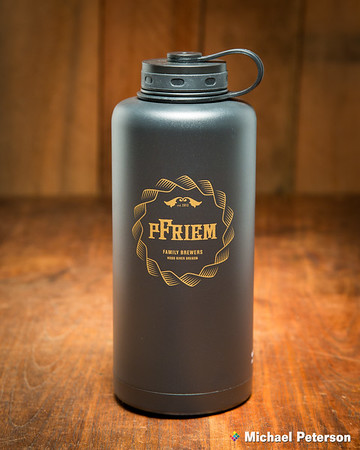Pfriem Family Brewers Growler