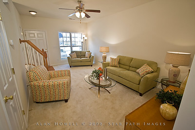 Interior photos for real estate websites and print.