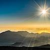 Crater Sunrise #2