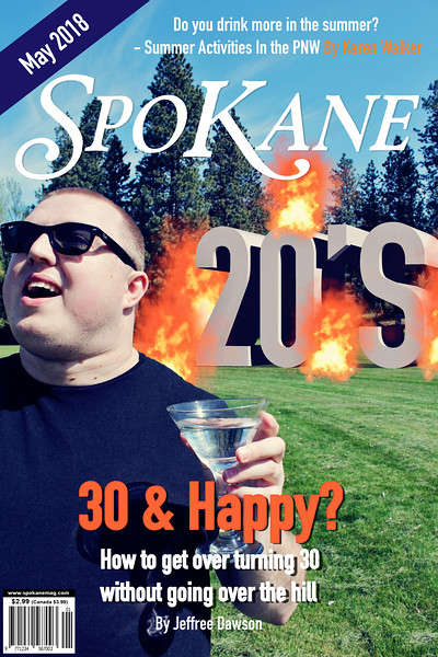 "Magazines from ""Is Turning 30 a Big Deal?"""