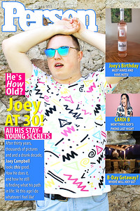 """Magazines from """"Is Turning 30 a Big Deal?"""""""