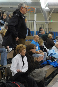 12/28/10 - One neat thing about Holiday Basketball Tournaments is it gives many Aunts, Uncles & Grandparents a chance to see kids play ball.