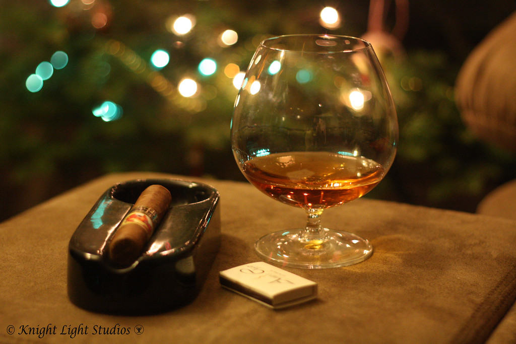 Perhaps we start again...  Day 1? I will decide later.  Right now I want to enjoy this fine port aged single malt and this glorious cuban cigar.    Happy New Year my friends.