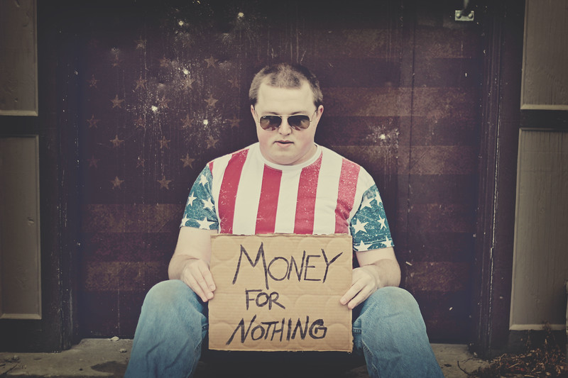 Money For Nothing.....