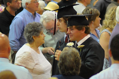 Week 23 - This week one of our grandsons completed high school with his graduation.
