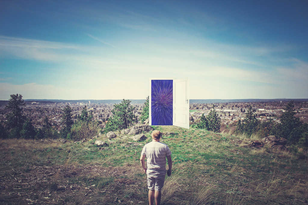 The Open Door....