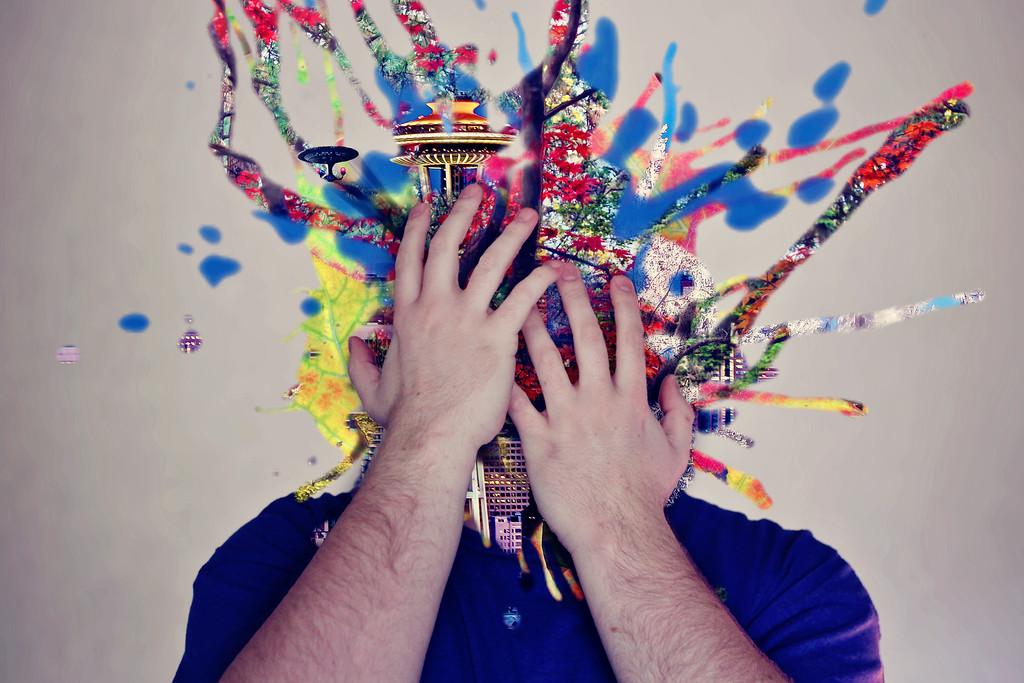 The Art Of Overthinking.....