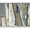 Steps along the Tiber. (1.11.2012)<br /> <br /> Thanks for all your comments yesterday - such a nice welcome back.