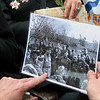 Today's the 2nd most important/celebrated holiday in Russia - Victory Day - commemorating the end of the war against Nazi Germany. Here's one from the files of a veteran showing a photo of himself during WWII. In memory of all veterans & those who died, suffered & continue to do so. <br /> <br /> Hope your week starts off on a good note. (5.9.2011)