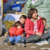 Family at home in the market where they live & work in Bishkek. (11.22.2011)<br /> <br /> Child labor and poverty are inevitably bound together and if you continue to use the labor of children as the treatment for the social disease of poverty, you will have both poverty and child labor to the end of time. ~ Grace Abbott (Director, Children's Bureau, U.S. Department of Labor, 1917–1934)<br /> <br /> It's estimated that there may be two hundred and fifty million children in the world today engaged in some form of exploitative child labor. Something to think about this Thanksgiving.