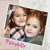 Liza & Sasha - friends forever. (12.14.2011)<br /> <br /> Though they're only in kindergarten, these two little ones study English with me. Today was our second to the last lesson before the holidays. Liza's off to Siberia to visit relatives & Sasha's off to Singapore for some R&R :) Thanks for all your recent comments.