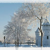 Frozen Tobolsk Kremlin. (1.2.2012)  Off to Rome tomorrow afternoon so may be MIA the rest of the week. Hope everyone's enjoyed their holidays & renewed for a fresh start to 2012.