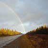 Rainbow on the road to Parmailovo. (Perm Region, Russia)<br /> <br /> Missed posting & commenting the past 2 days as we've been overwhelmed by work & getting ready to head out. This shot was actually taken 2 weeks ago, but am just now getting around to it. I hope to catch up with everyone tomorrow. Hope you're off to a good start.