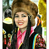 Khakass woman in traditional dress. (7.9.2012)<br /> <br /> Back from our whirlwind trip to the Republic of Khakassia in south-central Siberia. Beautiful landscape, beautiful people, exhausting trip.