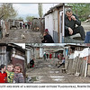 Billie Jean had requested a photo of the refugee camp where the last two portraits posted were taken and, quite honestly, there isn't a single great shot or one that captures the futility of life for those who have spent 20 years in the camp. I put this collage together hoping to show not only the conditions, but the meaninglessness of life without purpose and the unbroken exuberance of youth. (5.15.2011)<br /> <br /> Count your blessings & enjoy your Sunday.