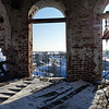 View from the Vyatskoe church bell tower. (12.5.2011)<br /> <br /> Wishing all a good week. Thanks for your comments the past few days. Always appreciated.