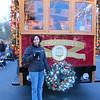 Nov 26... tree lighting and wine tasting in Yountville, CA.