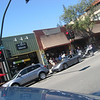 July 11... Sunday morning, downtown Los Gatos.