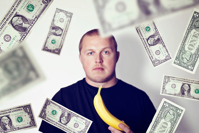 I mean it's one banana Joey. What could it cost 10 dollars?....