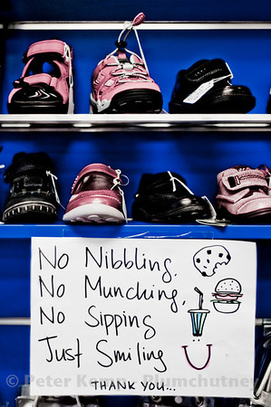 Day 11 Shoe Shop