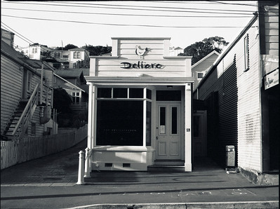 THe Aro Valley Deli