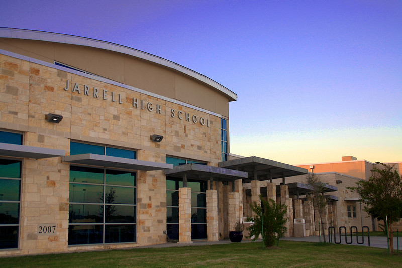 Jarrell High School, Texas