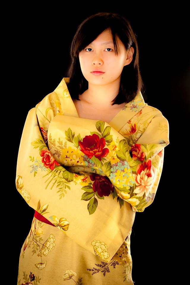 yawen;kimono