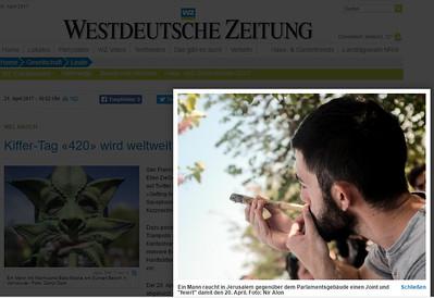 21-Apr-2017 Westdeutsche Zeitung, Germany