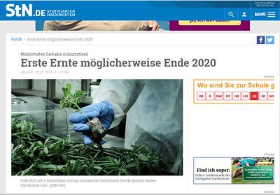 28-Jan-2019 Stuttgarter Nachrichten, Germany