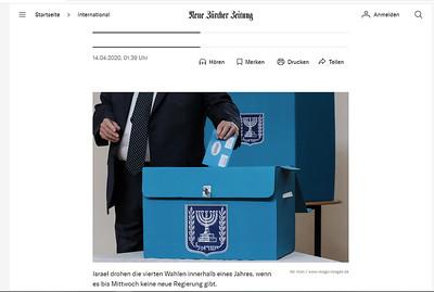 14-Apr-2020 Neue Zürcher Zeitung, Switzerland