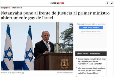 6-Jun-2019 Europa Press, Spain