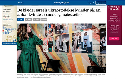 4-Sep-2018 Kristeligt Dagblad, Denmark