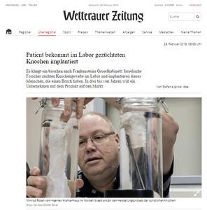 28-Feb-2018 Wetterauer Zeitung, Germany