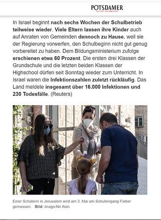 3-May-2020 Potsdamer Neueste Nachrichten, Germany