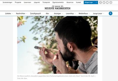 21-Apr-2017 Badische Neueste Nachrichten, Germany