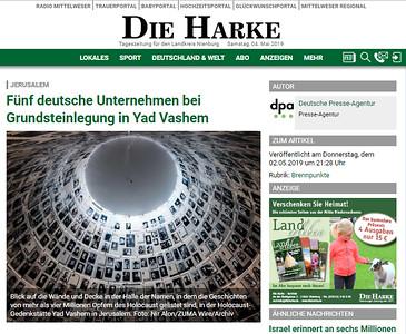 4-May-2019 Die Harke, Germany
