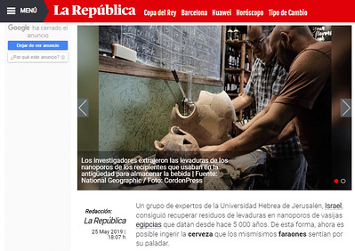 25-May-2019 La Republica, Peru