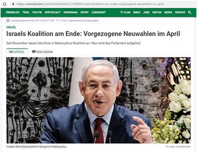 24-Dec-2018 Tiroler Tageszeitung, Austria