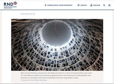 22-Apr-2020 RedaktionsNetzwerk, Germany