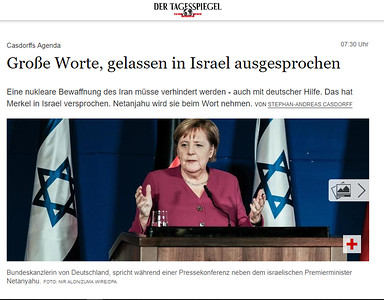 4-Oct-2018 Der Tagesspiegel, Germany