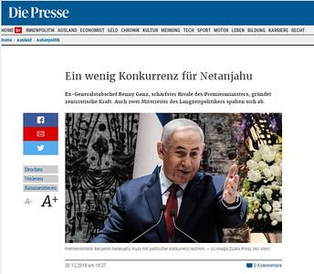 30-Dec-2018 Die Presse, Austria